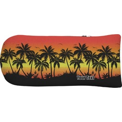 Tropical Sunset Putter Cover (Personalized)