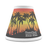 Tropical Sunset Chandelier Lamp Shade (Personalized)