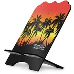 Tropical Sunset Stylized Tablet Stand (Personalized)