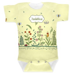 Nature Inspired Baby Bodysuit (Personalized)