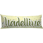 Nature Inspired Body Pillow Case (Personalized)