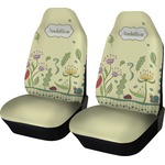 Nature Inspired Car Seat Covers (Set of Two) (Personalized)