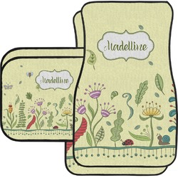 Nature Inspired Car Floor Mats (Personalized)