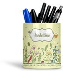 Nature Inspired Ceramic Pen Holder
