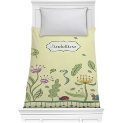 Nature Inspired Comforter - Twin (Personalized)