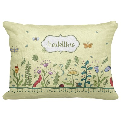 """Nature Inspired Decorative Baby Pillowcase - 16""""x12"""" (Personalized)"""
