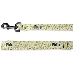 Nature Inspired Deluxe Dog Leash (Personalized)
