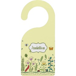 Nature Inspired Door Hanger (Personalized)
