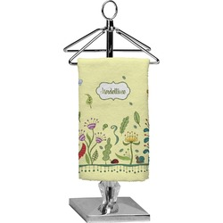 Nature Inspired Finger Tip Towel - Full Print (Personalized)