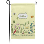 Nature Inspired Garden Flag - Single or Double Sided (Personalized)