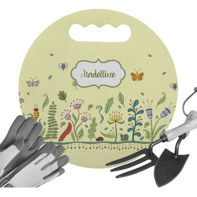 Nature Inspired Gardening Knee Cushion (Personalized)