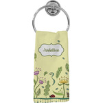 Nature Inspired Hand Towel - Full Print (Personalized)