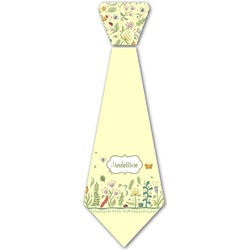 Nature Inspired Iron On Tie (Personalized)
