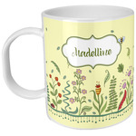 Nature Inspired Plastic Kids Mug (Personalized)