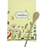 Nature Inspired Kitchen Towel - Full Print (Personalized)