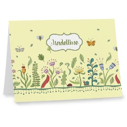 Nature Inspired Note cards (Personalized)