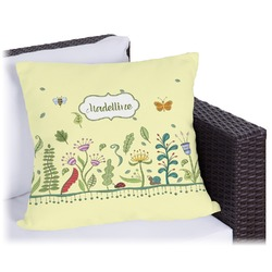 "Nature Inspired Outdoor Pillow - 20"" (Personalized)"
