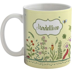 Nature Inspired Coffee Mug (Personalized)