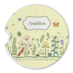 Nature Inspired Sandstone Car Coasters (Personalized)