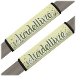 Nature Inspired Seat Belt Covers (Set of 2) (Personalized)