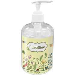 Nature Inspired Soap / Lotion Dispenser (Personalized)