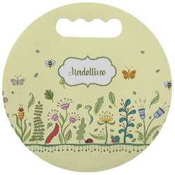 Nature Inspired Stadium Cushion (Round) (Personalized)