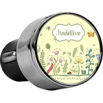 Nature Inspired USB Car Charger (Personalized)