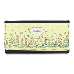 Nature Inspired Leatherette Ladies Wallet (Personalized)