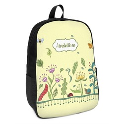 Nature Inspired Kids Backpack (Personalized)