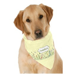 Nature Inspired Pet Bandanas (Personalized)