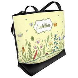 Nature Inspired Beach Tote Bag (Personalized)