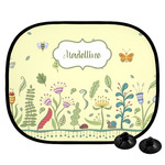 Nature Inspired Car Side Window Sun Shade (Personalized)