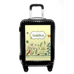 Nature Inspired Carry On Hard Shell Suitcase (Personalized)