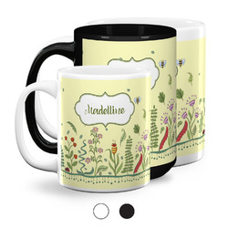 Nature Inspired Coffee Mugs (Personalized)