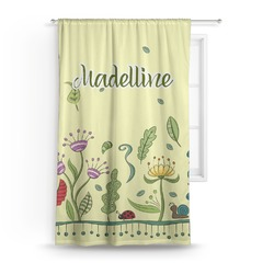 Nature Inspired Curtain (Personalized)