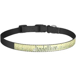 Nature Inspired Dog Collar - Large (Personalized)