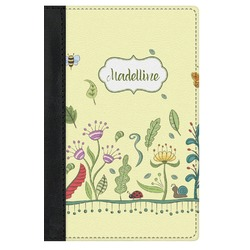 Nature Inspired Genuine Leather Passport Cover (Personalized)