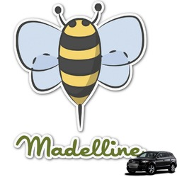 Nature Inspired Graphic Car Decal (Personalized)