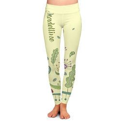 Nature Inspired Ladies Leggings - Large (Personalized)