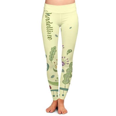 Nature Inspired Ladies Leggings (Personalized)