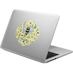 Nature Inspired Laptop Decal (Personalized)