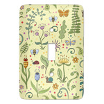 Nature Inspired Light Switch Covers (Personalized)