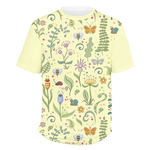 Nature Inspired Men's Crew T-Shirt (Personalized)