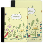 Nature Inspired Notebook Padfolio w/ Name or Text