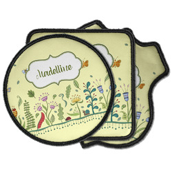 Nature Inspired Iron on Patches (Personalized)