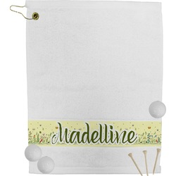 Nature Inspired Golf Towel (Personalized)