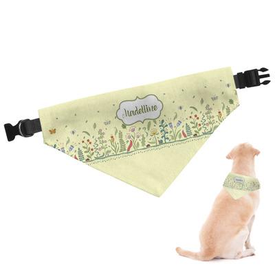 Nature Inspired Dog Bandana (Personalized)
