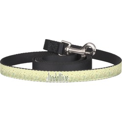 Nature Inspired Dog Leash (Personalized)