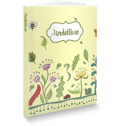 Nature Inspired Softbound Notebook (Personalized)