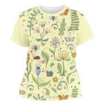 Nature Inspired Women's Crew T-Shirt (Personalized)